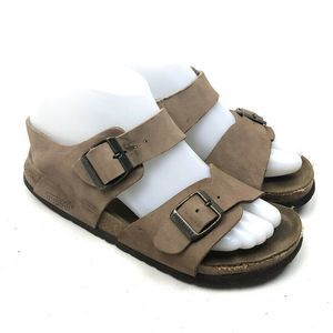 Birkenstock Tatami Brown Women's Wide Sz 35 US 4